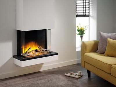 Flamerite Fires EXO 600 - 820/700 CB