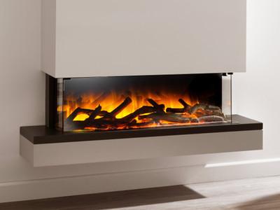 Flamerite Fires EXO 900 - 1200/1000 CB