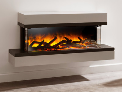 Flamerite Fires EXO 900 - 1200/1000
