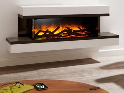 Flamerite Fires EXO 900 - 1500/1200
