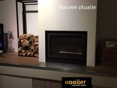 Barbas Unilux 6-65 inzet houthaard Leusden