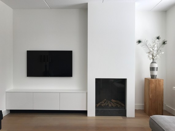 Faber hestia met meubel en speakerdoekplint
