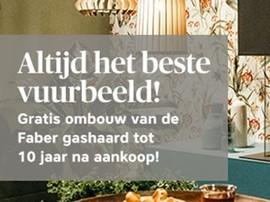 Faber Perfecte Vlam Garantie