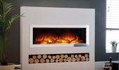 Flamerite Fires GOTHAM 900 elektrische haard