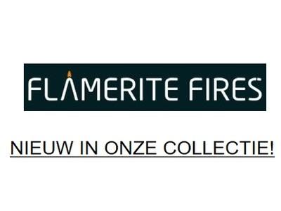 Nieuw elektrische haardenmerk in onze collectie: Flamerite Fires!