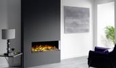 Flamerite Fires GLAZER 1000 II elektrische haard