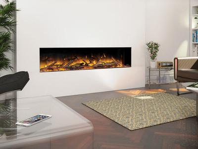 Flamerite Fires GLAZER 1500 I/II/III