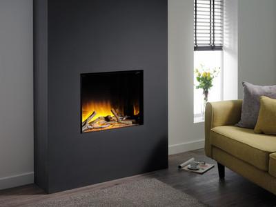 Flamerite Fires GLAZER 600 I/II/III