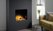 Flamerite Fires GLAZER 600 I elektrische haard
