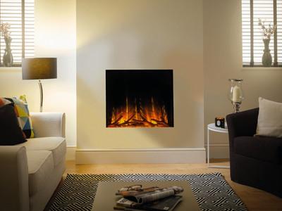 Flamerite Fires GOTHAM 750
