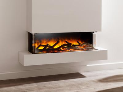 Flamerite Fires IONA 900- 1200/1000 CB