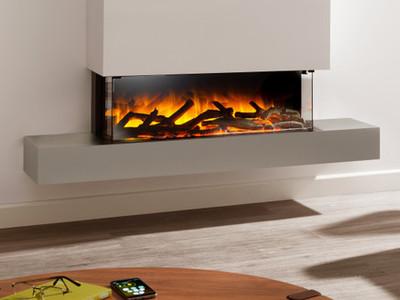 Flamerite Fires IONA 900- 1500/1200 CB