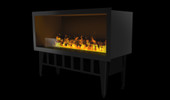 Magic-Fire Incanto 1000 met kader