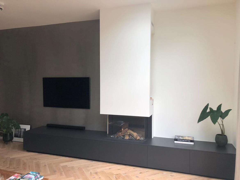 Gashaard in exclusief meubel