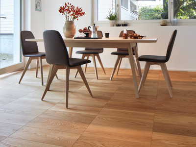 Bauwerk Formpark Mini 380 R Oak (FSC® Mix 70%)