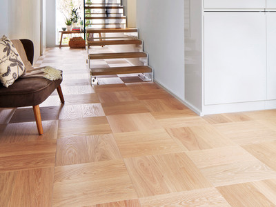 Bauwerk Formpark Mini 570 R Oak | Avorio (FSC® Mix 70%)