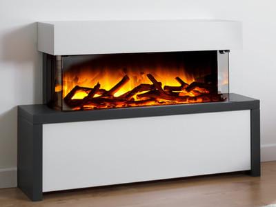Flamerite Fires STRATO 900 - 1200/1000