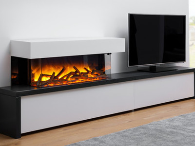 Flamerite Fires STRATO 900 - 1500/1200 CB TV