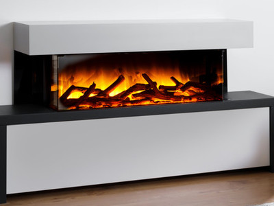 Flamerite Fires STRATO 900 - 1500/1200