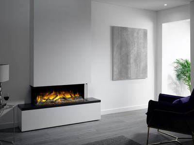 Flamerite Fires TROPO 1000 - 1500/1100 CB