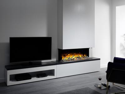 Flamerite Fires TROPO 1000 - 1500/1200 CB TV