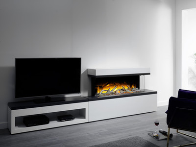 Flamerite Fires STRATO 900 - 1500/1200 TV