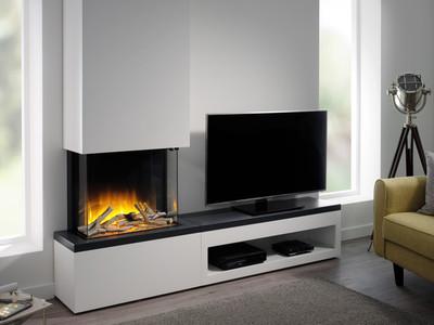 Flamerite Fires TROPO 600 - 820/700 CB TV