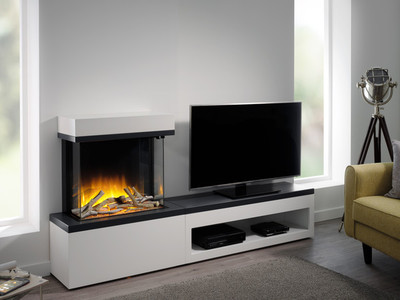 Flamerite Fires TROPO 600 - 820/700 TV