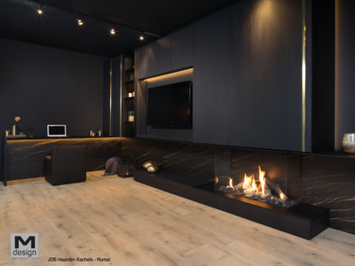 M-design True Vision Open Fire Look 1050DC